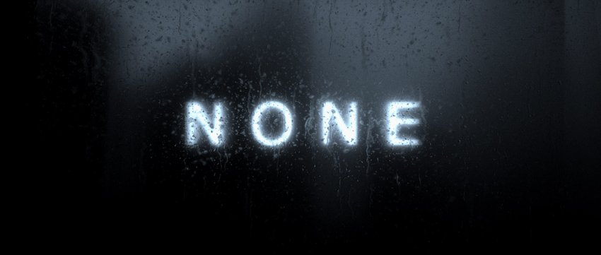 None - Film by Ash Thorp