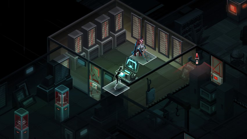 Invisible Inc - Cats Gr@nd B@z@@r with Russian Music