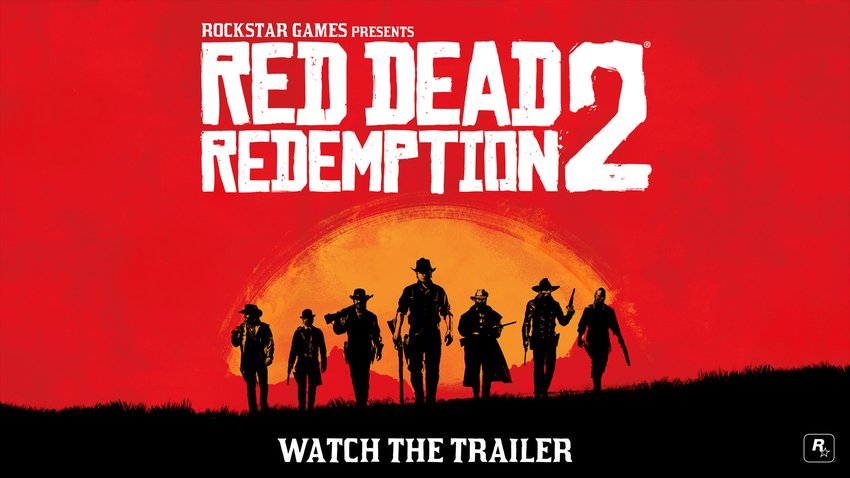 Red Dead Redemption 2 by Rockstar Games